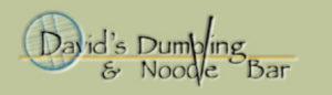 David's Dumpling and Noodle Bar logo