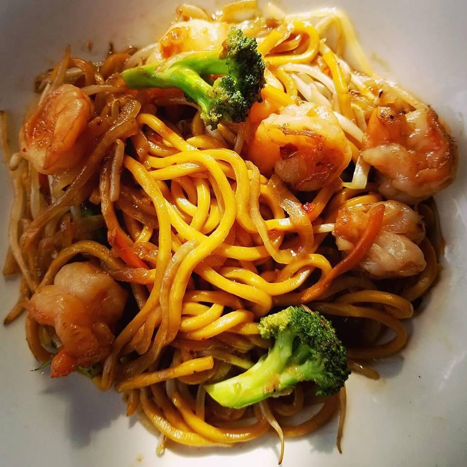 Lo Mein Egg Noodles